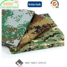 High Strength PVC Coated 1200d Cordura Fabric with Camouflage Printed